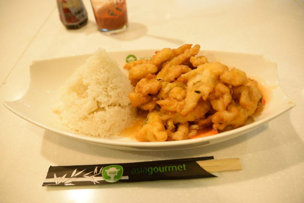 ドイツで食べるアジア料理