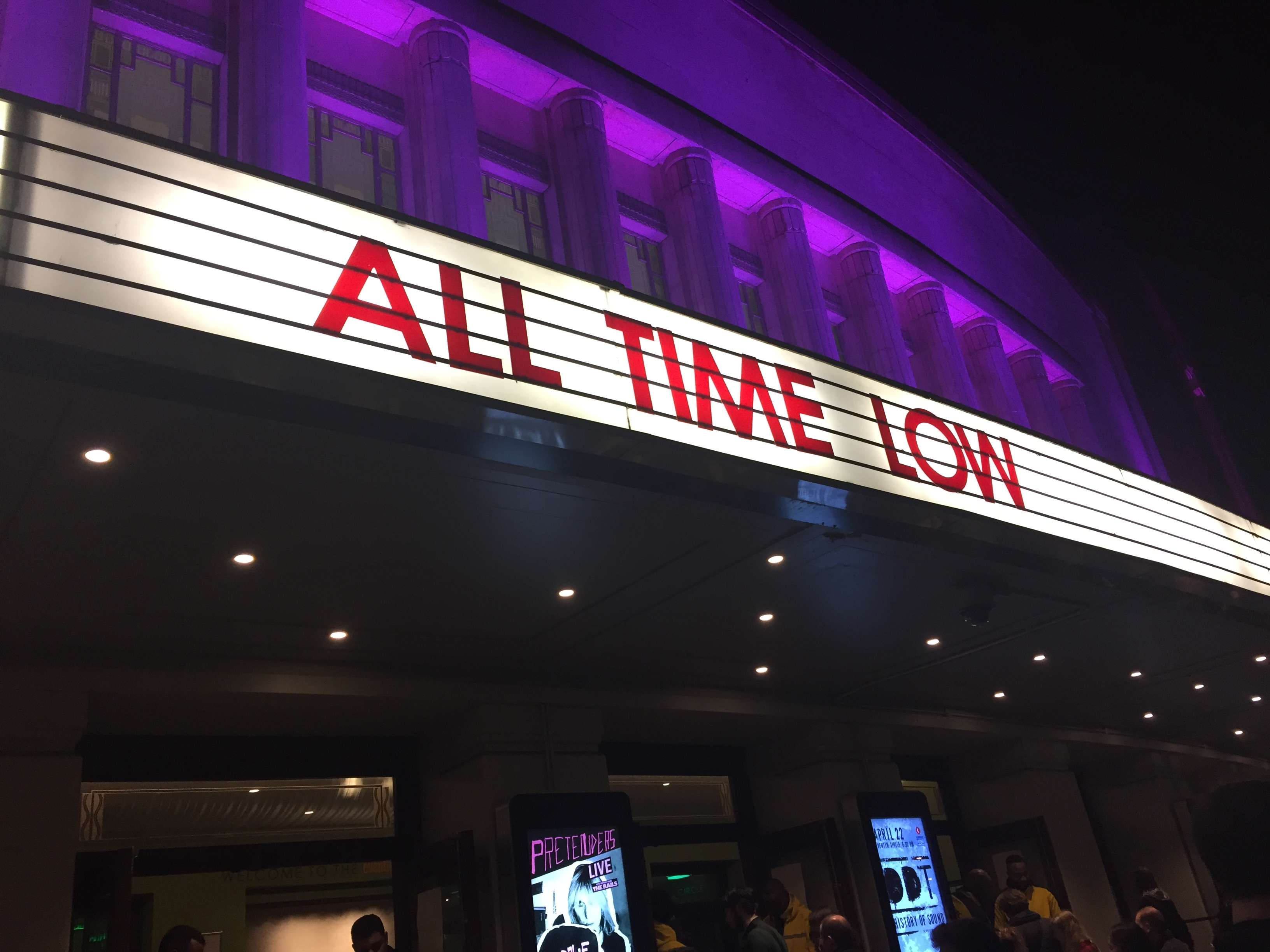 日本でも人気上昇中のAllTimeLow、2017ロンドン公演を完全レポート!!
