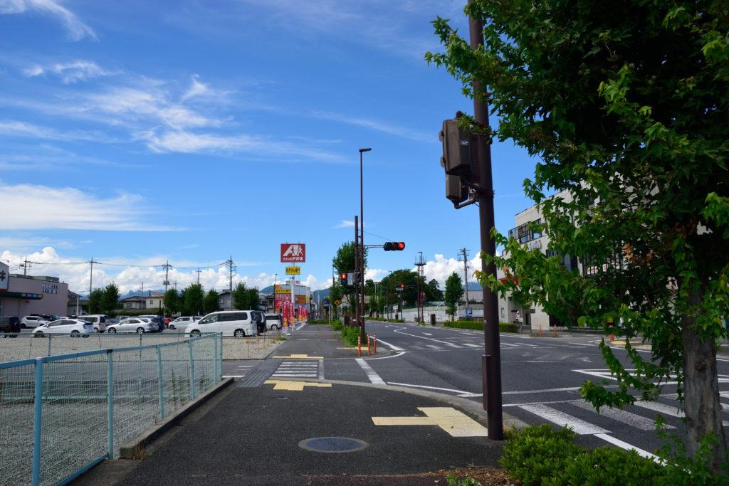 富岡製糸場無料駐車場