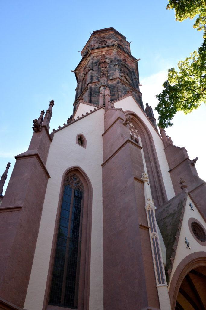 ゲッティンゲンの教会