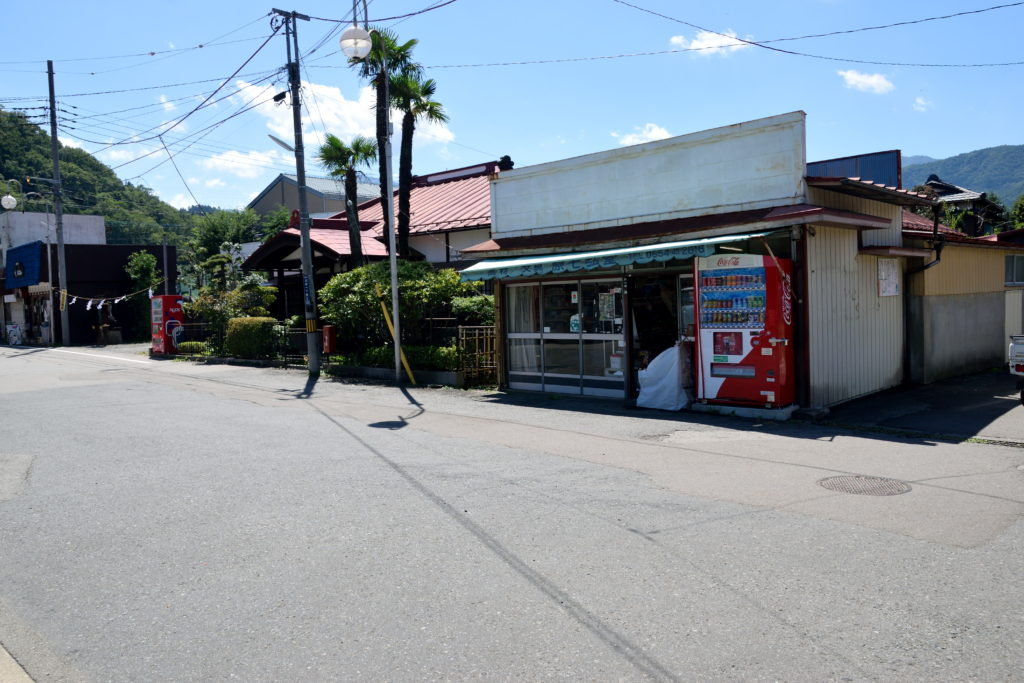 駅前のPV撮影場所