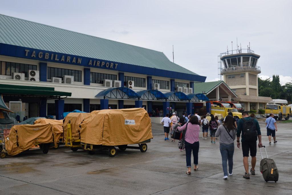 タグビララン空港