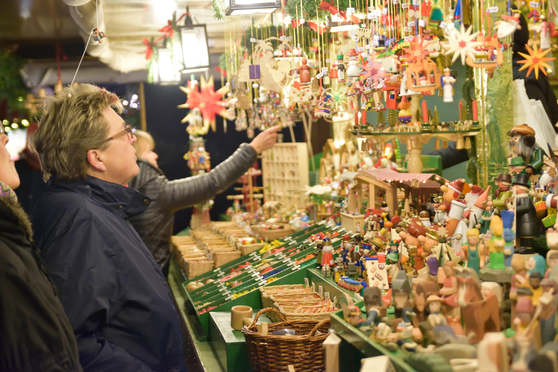 """ニュルンベルクで""""世界一有名なクリスマスマーケット""""を訪ねた2泊3日"""