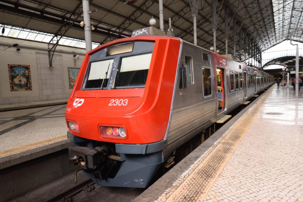 リスボンの地域鉄道