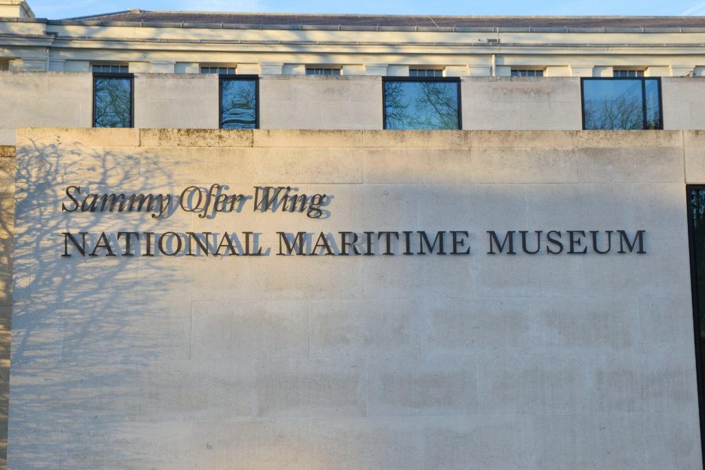 ロンドンの海洋博物館