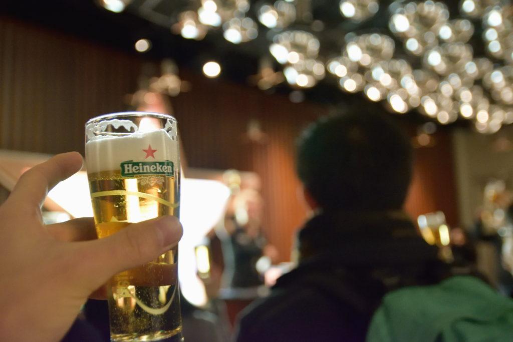 ハイネケンのビール