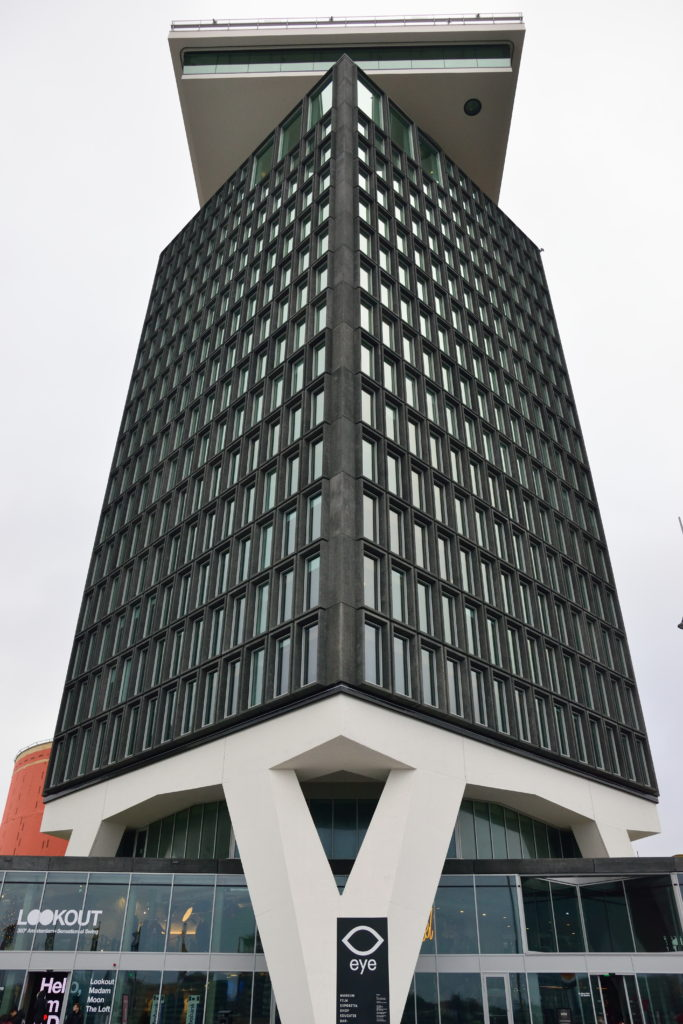 アダム・ルックアウトの建物