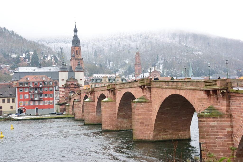 ハイデルベルクの顔、カールテオドール橋