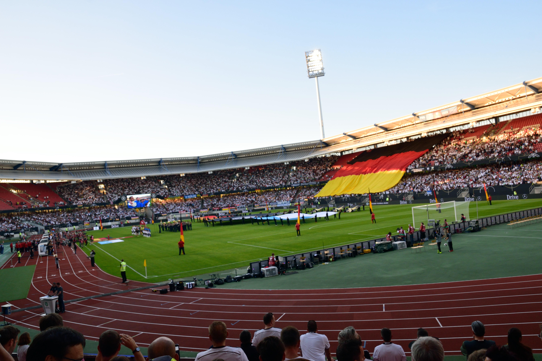海外サッカー観戦記! ドイツvsサンマリノ W杯最終予選欧州グループ3 第6ラウンド