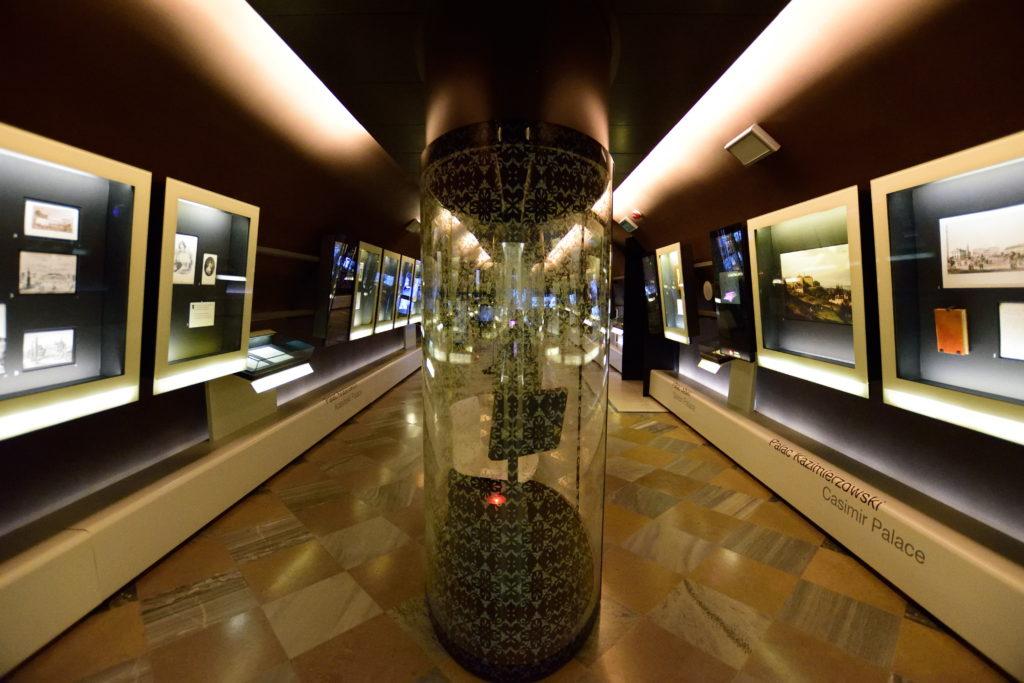 ショパン博物館の内部