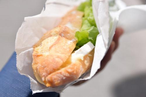 フランスのサンドイッチ