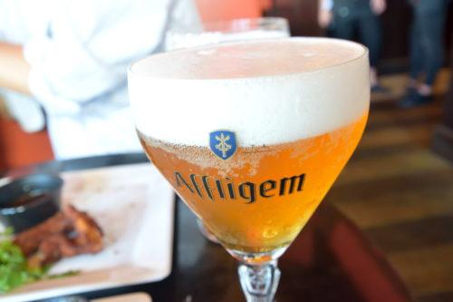 フランスビールAffligem