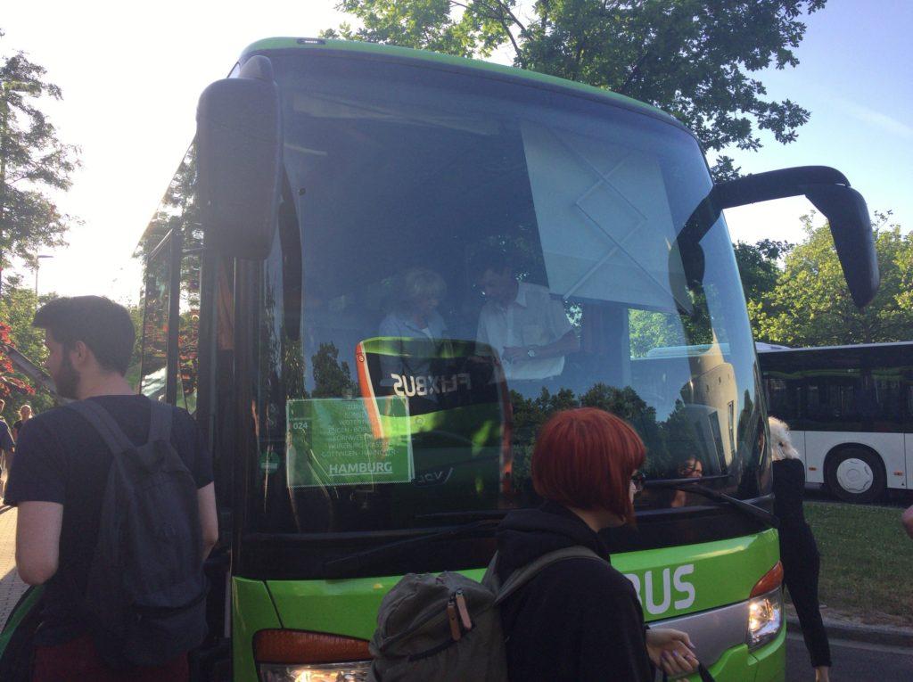 Filix Busの車両