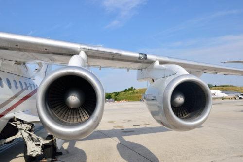 AVRO RJ85のエンジン