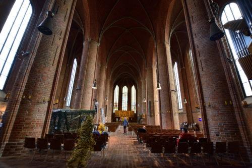 マルクト教会の内装