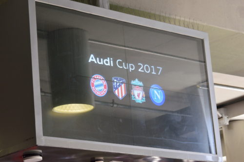Audicup 2017