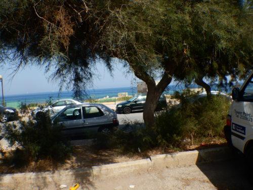 マルタの西側のダイブポイント
