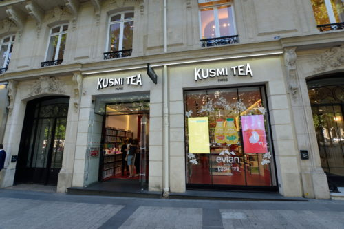 クスミティー・シャンゼリゼ通り店
