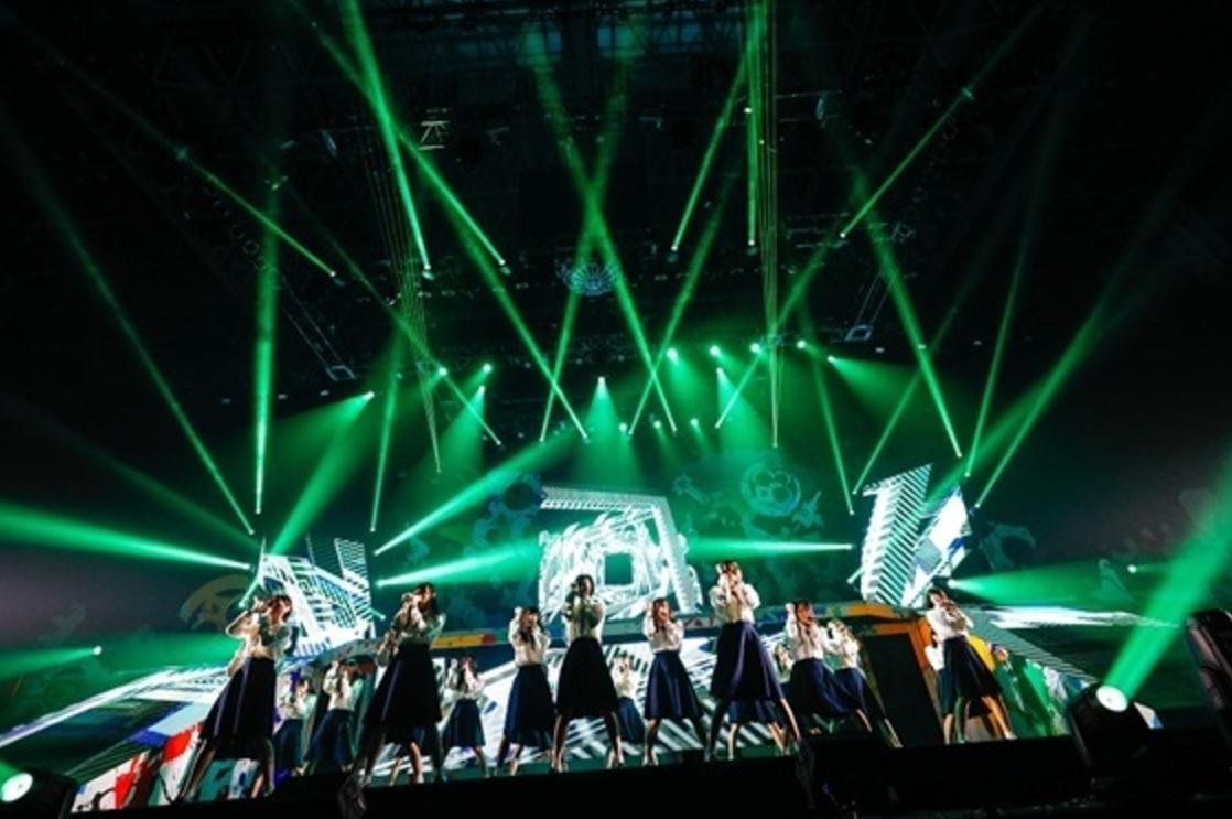 欅坂46「真っ白なものは汚したくなる」幕張メッセ公演1日目を観て。