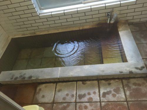 旅館たにぐちの内風呂
