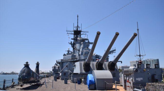 戦艦アイオワを観てきた。
