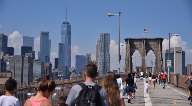 ブルックリン散策とMoMA探訪|地球一周旅記DAY17