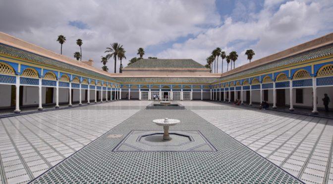モロッコの観光都市マラケシュを街歩き|地球一周旅記DAY20