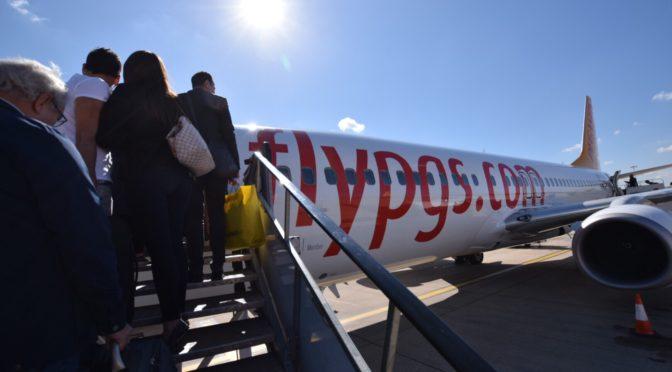 ペガサスエアライン ロンドン・スタンステッド空港→イスタンブール・国際空港PC1170便 B737【搭乗記】