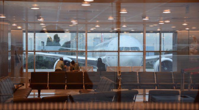 ターキッシュエアライン シャルムエルシェイク国際空港→アタテュルク国際空港TK699便 B737-800【搭乗記】
