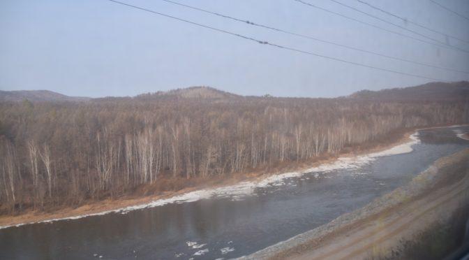 のろのろ進むシベリア鉄道6日目|地球一周旅記DAY63