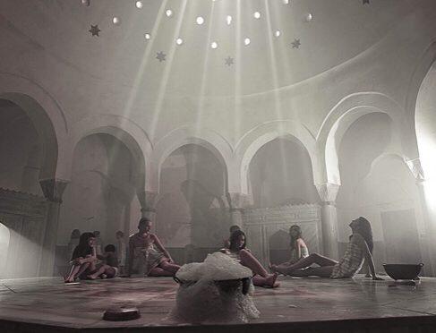 トルコ風呂入湯記inイスタンブール|温泉のすゝめ27