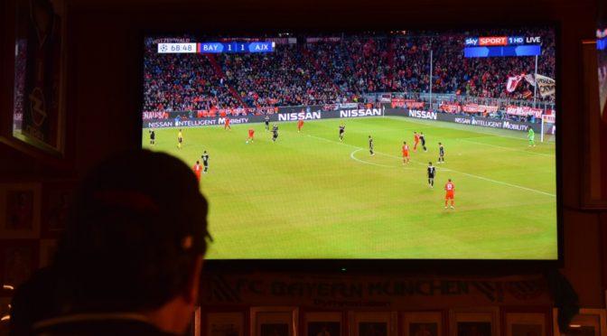 遅延のICEとサッカー観戦|地球一周旅記DAY44