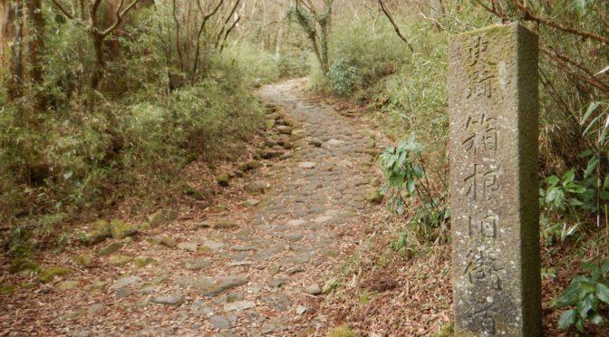 江戸時代の面影が強く残る箱根旧街道|箱根〜三島(35.18km)|お伊勢参り路踏破の旅DAY3