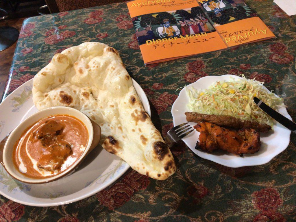 沖縄市インド料理アーユルヴェーダ