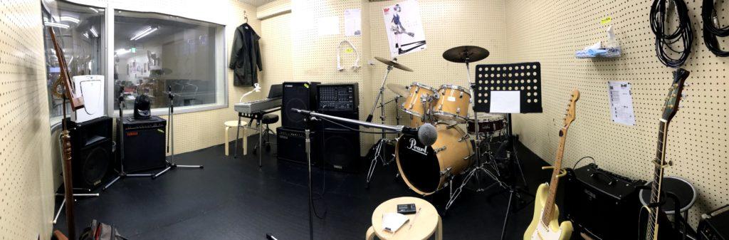 原楽器スタジオ